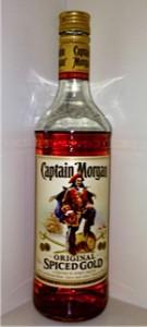 Captain Morgan Original Spiced gold 0.7 Liter 35% Vol.