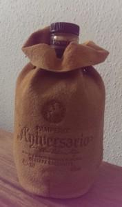 Flasche Pampero Aniversario